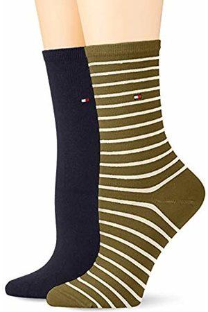 Tommy Hilfiger TH Women Small Stripe 2P Socks