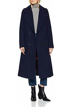 Tommy Jeans Women's Long Wool Blend Coat
