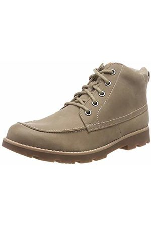 Clarks Boys' Comet Moon Classic Boots, (Sand Leather-)