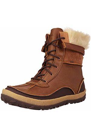 Merrell Women's Tremblant Mid Polar Wp High Boots, Oak Oak