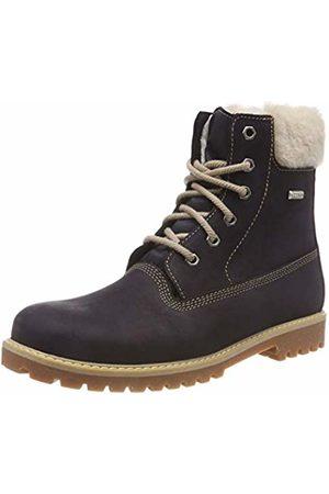 Däumling Unisex Kids' 080033M Ankle Boots Blue Size: 3.5 UK