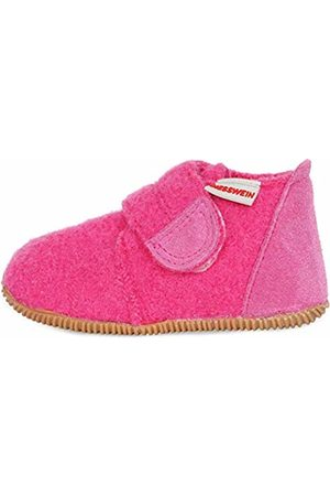 Giesswein Oberstaufen, Girls' Unlined high House Shoes, (himbeer/364)