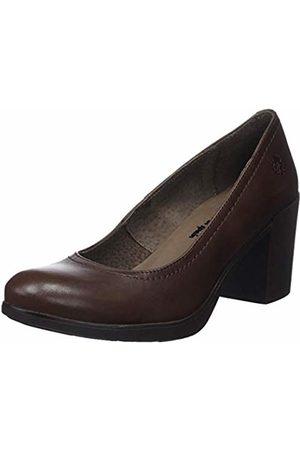 Yokono Women's Virtu Closed Toe Heels