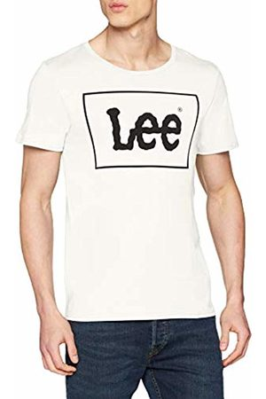 Lee Men's Box Logo Tee T-Shirt