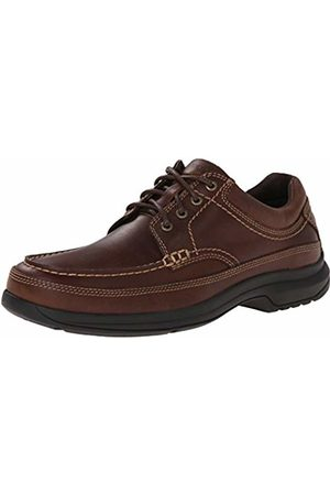 Rockport Men's Banni Dark Tan Oxfords