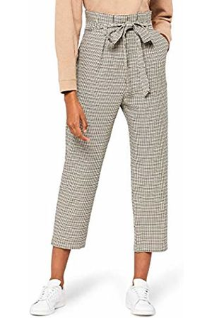 FIND Paperbag Waist Trouser ( / Check)