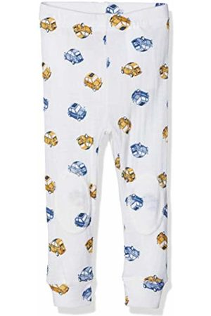 Name it Baby Boys' Nmmwang Wool Needle Longjohn Noos Trouser