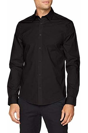 Ben Sherman Men's Stretch Poplin Casual Shirt