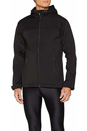Trigema Men's Softshell Hoody Jacket (Medium