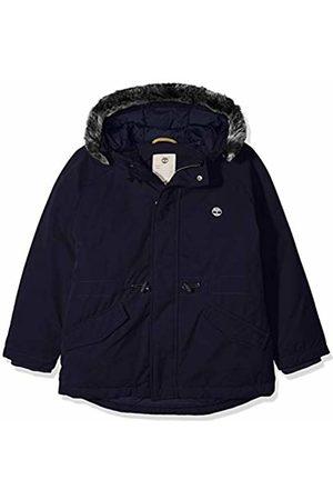 Timberland Boys' Parka A Capuche Jacket