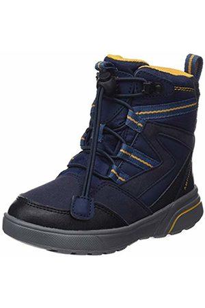 Geox Boys' J Sveggen B ABX D Snow Boots