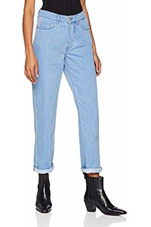 Won Hundred Women's Pearl 60's Bleach Boyfriend Jeans, ('Short Bleach)