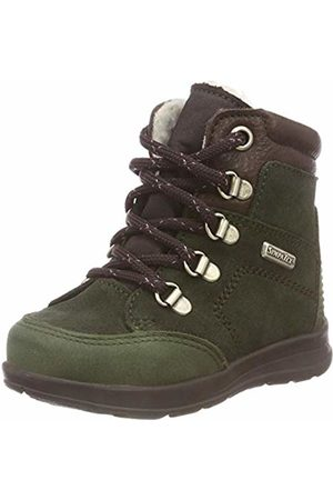 Däumling Boys' 090511M Ankle Boots Green Size: 8.5 UK