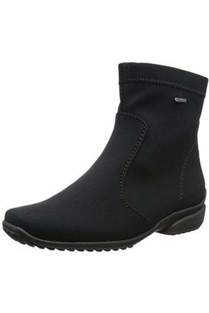 ARA Womens Portofino-St-Gor-Tex Snow Boots Schwarz (schwarz 01) Size: 8.5