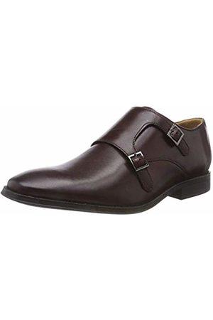 Clarks Men's Gilman Step Chelsea Boots, (Burgundy Leather-)
