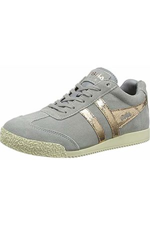 Gola Women's Harrier Mirror Trainers (Pale /Rose GY)