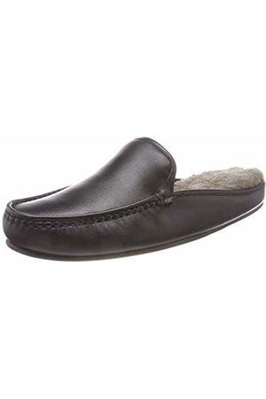 Fortuna Men's Jack Open Back Slippers