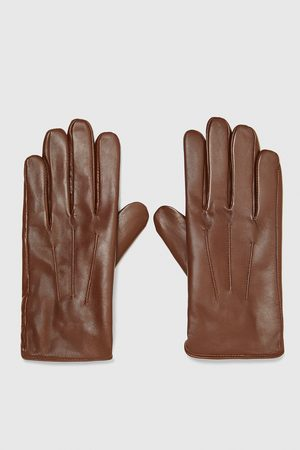 Zara Gloves - LEATHER GLOVES