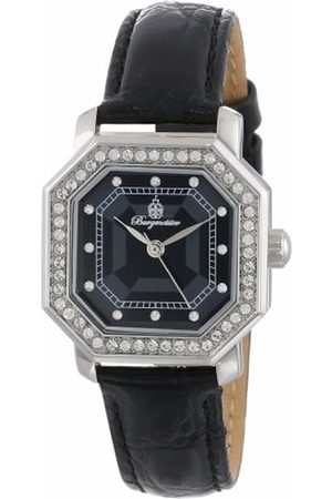 Burgmeister Allinges Women's Quartz Watch with Dial Analogue Display and Leather Strap BM168-122
