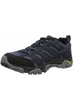 Merrell Men's Moab 2 GTX Low Rise Hiking Boots, Navy