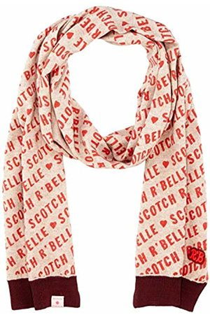 Scotch&Soda R´Belle Girl's Allover Printed Knitted Scarf