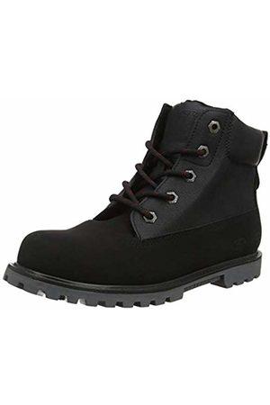 Skechers Boys' MECCA-Outer Venture Classic Boots ( Blk)