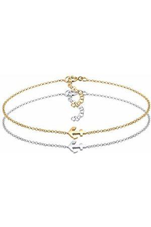 Elli Women's Charm Bracelet 0205391818_16 - 16cm length
