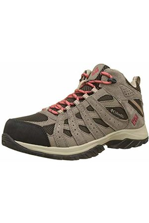 Columbia Women's Canyon Point Mid Waterproof High Rise Hiking Shoes