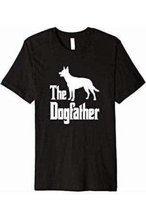 Kelpie / Australian Kelpie Shirts The Dogfather t-shirt