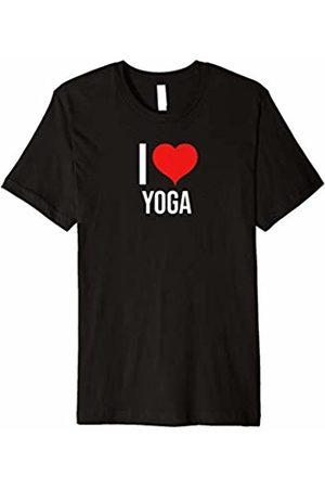 I Love Things Apparel I Love Yoga T-Shirt