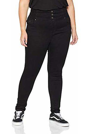 Simply Be Women's Shape & Sculpt Extra HIGH Waist Skinny Jeans