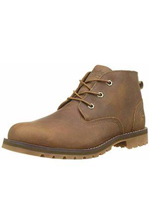 Timberland Men's Larchmont WP Chukka Boots (Dark Full Grain P01)