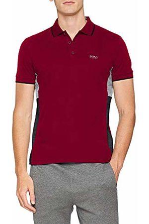 HUGO BOSS Athleisure Men's Paddy 4 Polo Shirt (Dark 607)