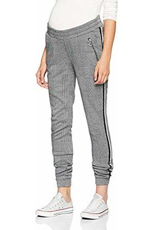 Supermom Women's Jogger UTB Check Maternity Trousers