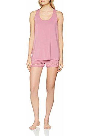 Palmers Women's Rouge Dream Zweiteiliger Schlafanzug Pyjama Sets, 412