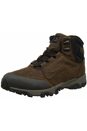 Merrell Men's Coldpack Ice+ Mid Polar Wp Classic Boots, Clay