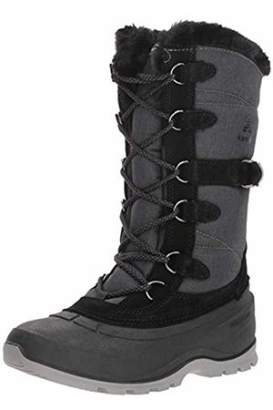 Kamik Women's Snovalley2 Snow Boots ( -Noir Blk)