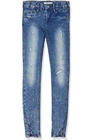 Name it Girl's Nkfpolly Dnmtamara 2079 Pant Jeans Medium Denim