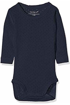 Name it Baby Girls' Nbfvitte Ls Body Noos Footies