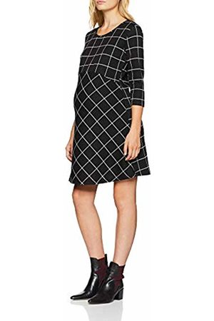 Supermom Women's Dress 3/4 SLV Easy Grid