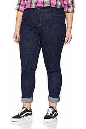 Simply Be Women's Everyday Slim Leg Jeans, (Indigo)
