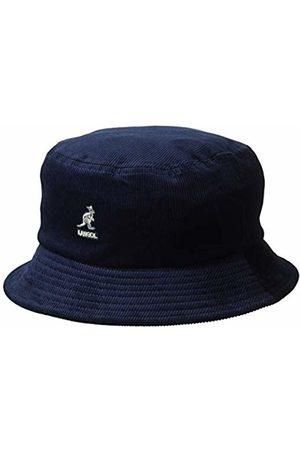 Kangol Headwear Cord Bucket Hat, Navy