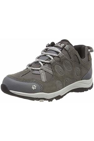 Jack Wolfskin Women's Rocksand Texapore Low W Rise Hiking Shoes ( Haze 4650)