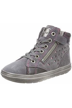 Richter Kinderschuhe Girls' Blinki (Ilva) Hi-Top Trainers