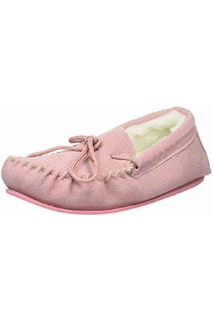 Snugrugs Women's Clara Low-Top Moccasin Slippers