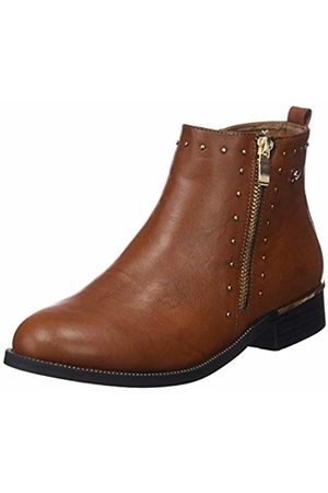 Xti Women's 48619 Ankle Boots, Camel