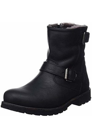 Panama Jack Faust Igloo, Men's Ankle Boots Classic Boots, Schwarz ( C18)