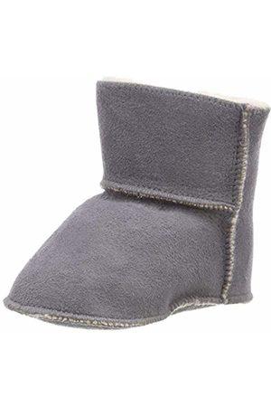 Beck Unisex Babies' Booties Slippers (Grau 24)