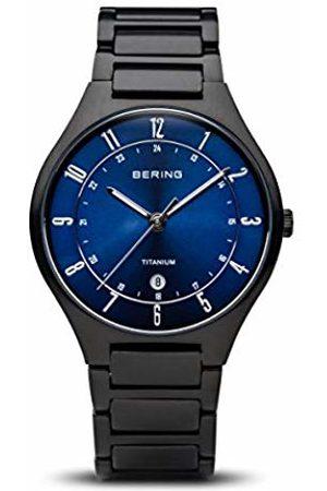 Bering Time Men's Watch XL Analogue Quartz Titanium 11739 727