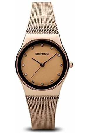 Bering Time Women's Watch XS Analog Quartz Stainless Steel Coated 12927 366